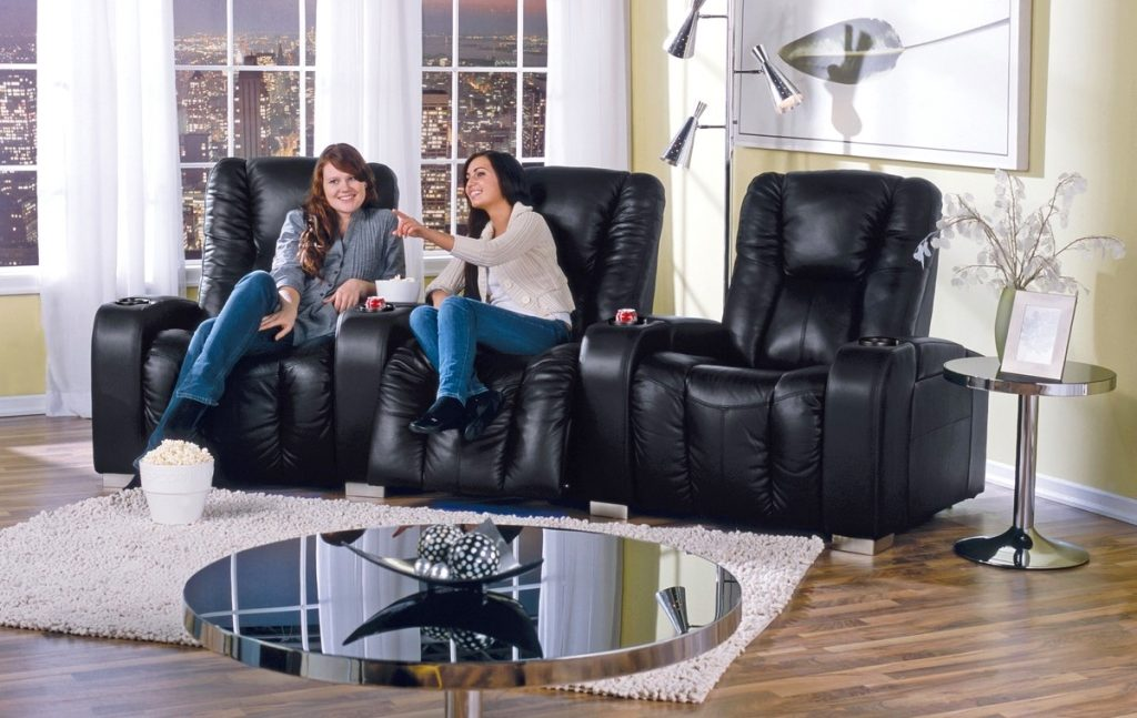 10 Outstanding Home Theater Recliners - Full Experience of the Cinema at Home