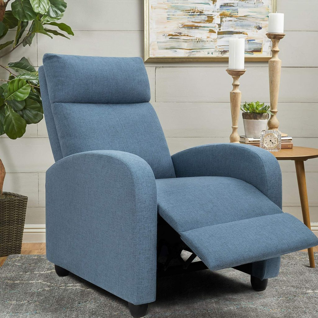8 Best Space Saving Recliners - Perfect for Any Room!