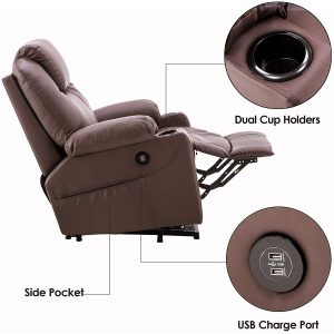 10 Best Recliners For Sleeping Reviewed In Detail Mar 2021