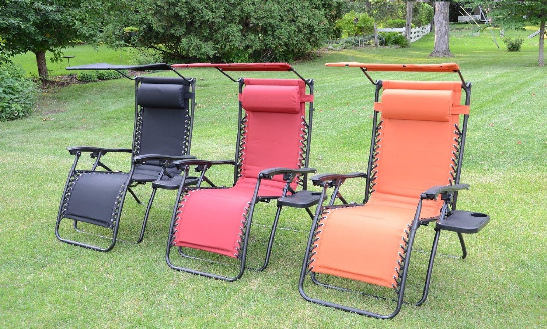 6 Best Oversized Zero Gravity Chairs - You Deserve Comfort!