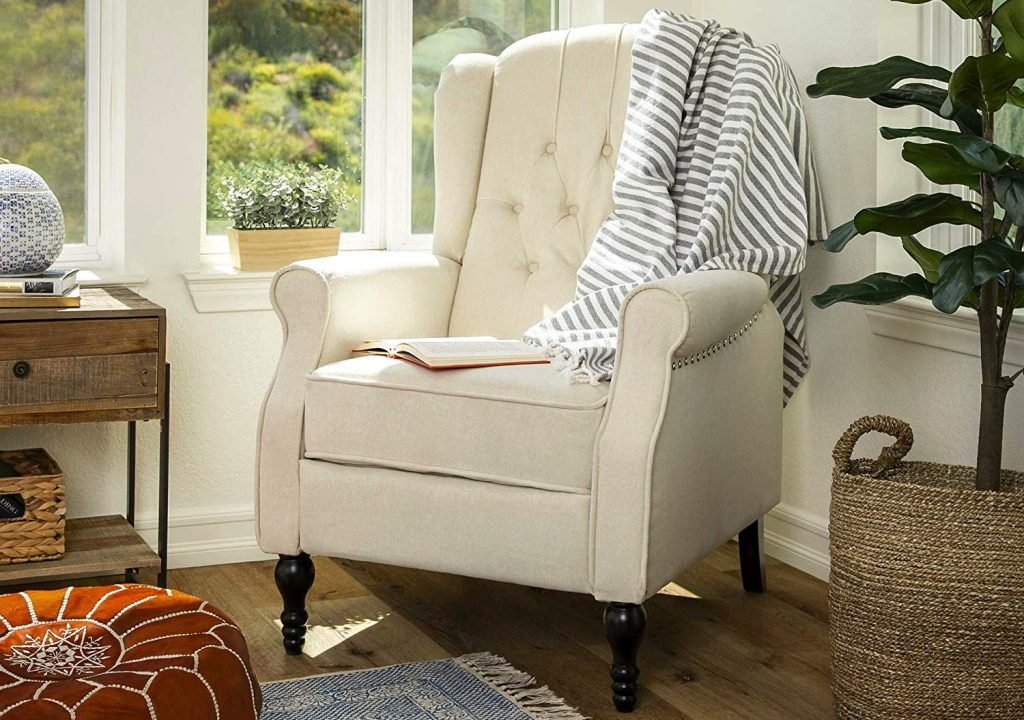 7 Best Wingback Recliners - Exceptional Coziness and Comfort!