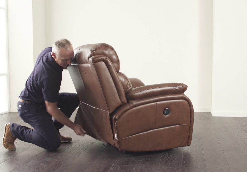 How To Remove The Back of A Recliner - Easier Than You Think