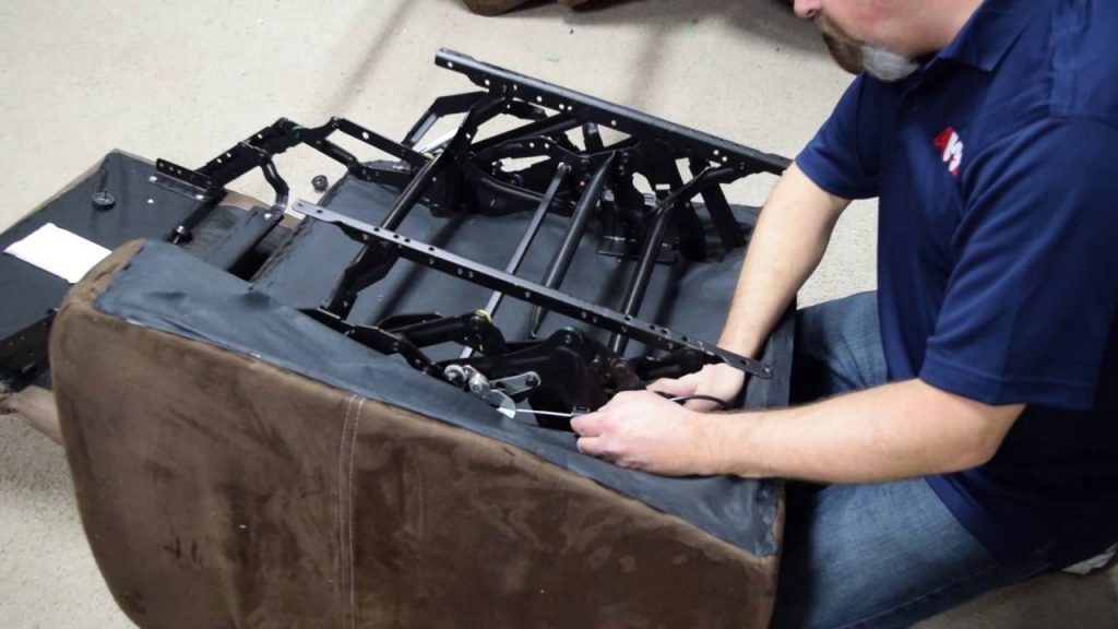 How to Repair Lazy Boy Recliner Mechanism - You Can Do It On Your Own