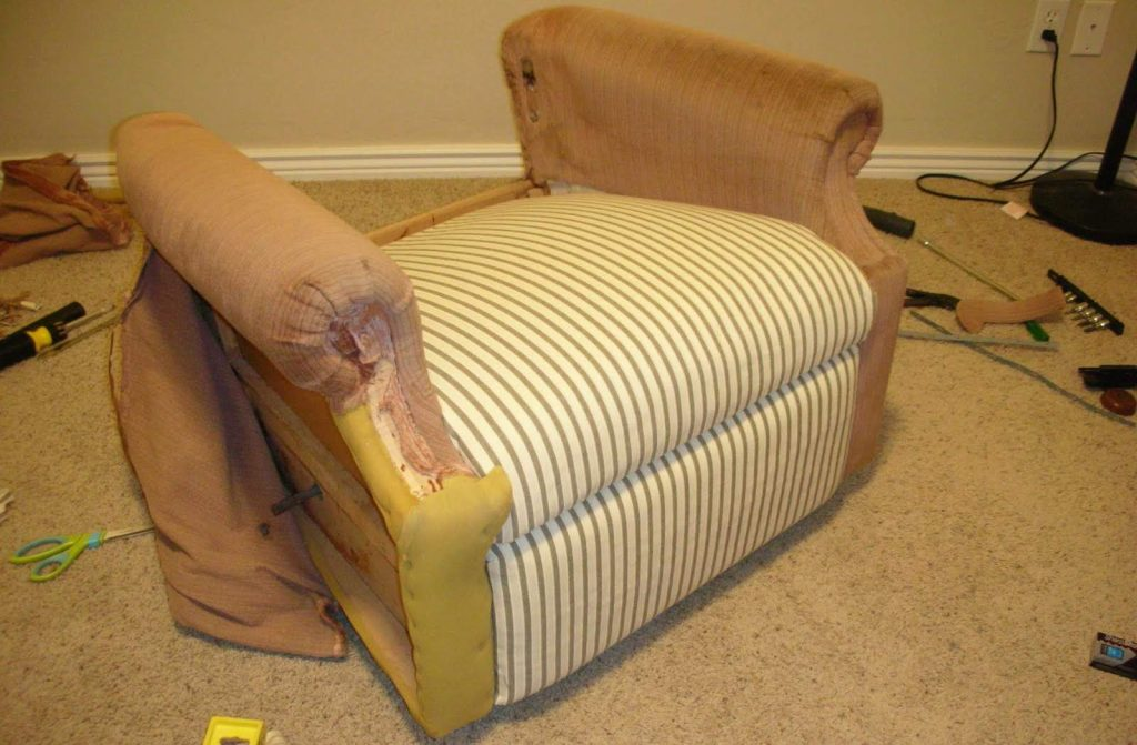 How to Take Apart a Recliner: Detailed Instructions