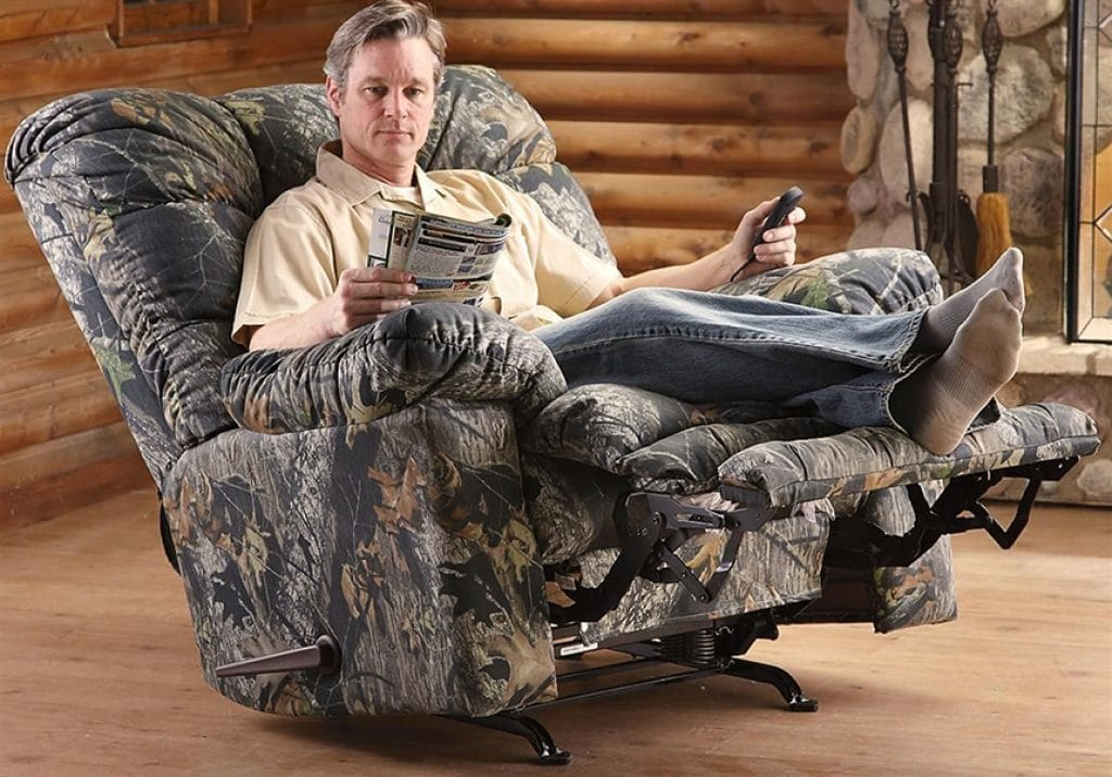 6 Best Camo Recliners for Exceptional Style and Comfort