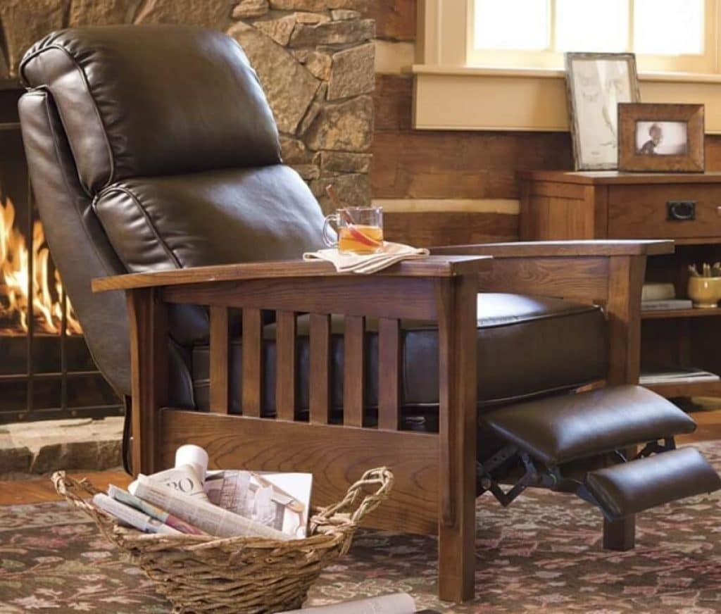 5 Best Mission Style Recliners - Decorate Your Living Room!
