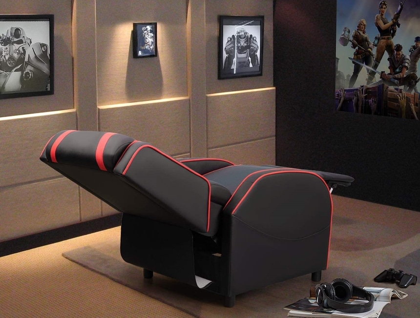 10 Best Gaming Recliners to Support Your Back on Any Mission