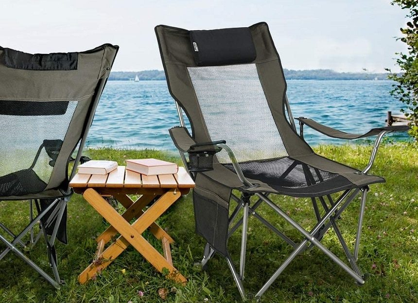 10 Best Reclining Camping Chairs to Take with You on Any Adventure!