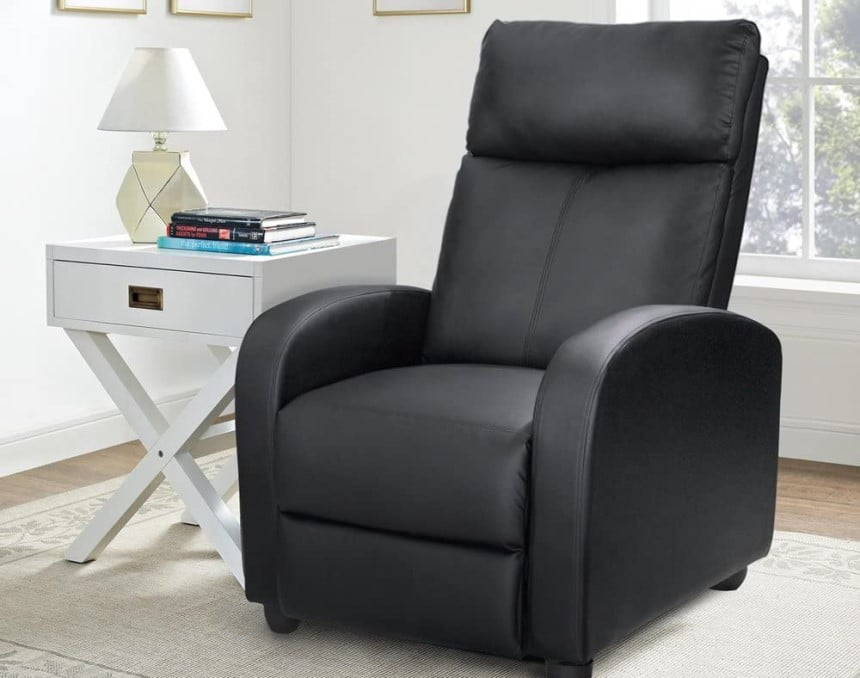 Homall Single Recliner Chair Review