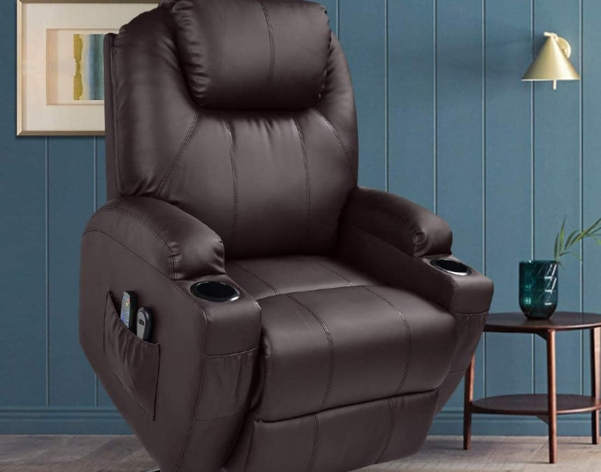 U-Max Massage Chair Power Lift Recliner Review