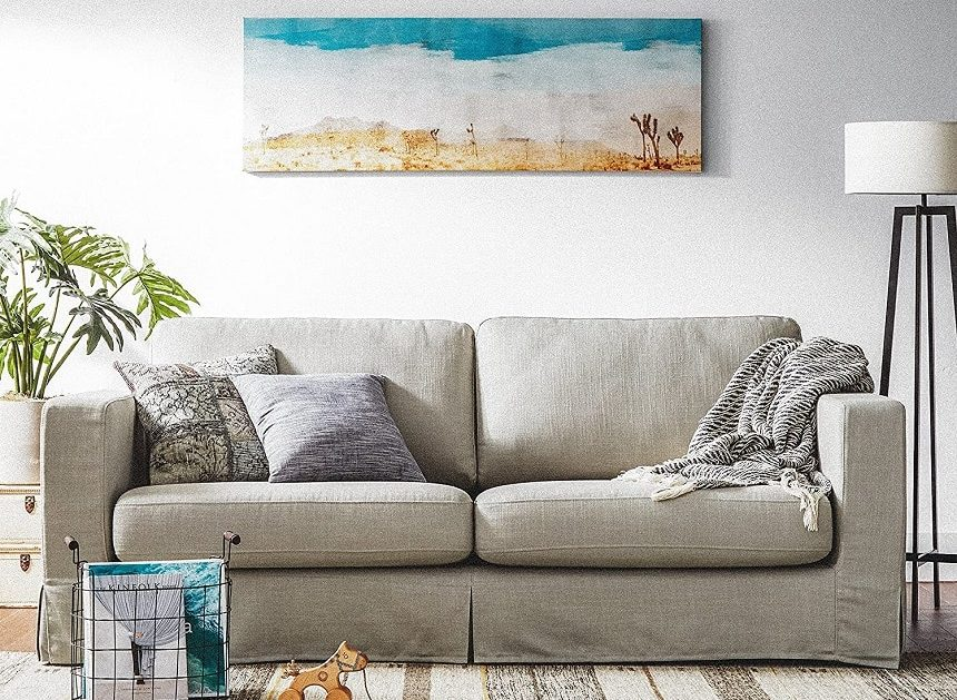 7 Best Slipcovered Sofas - Comfy and Stylish!