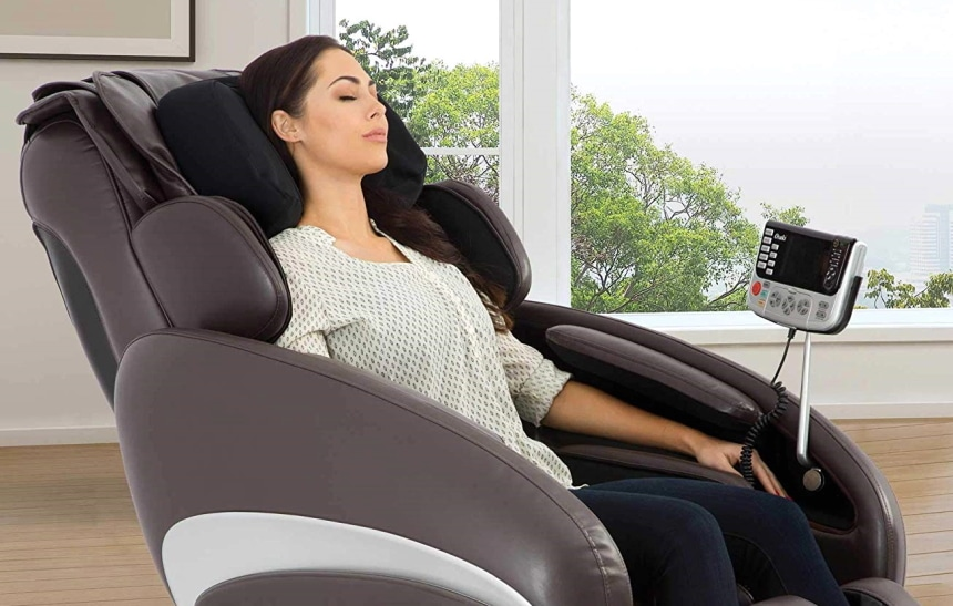 Osaki OS-4000 Zero Gravity Massage Chair Review