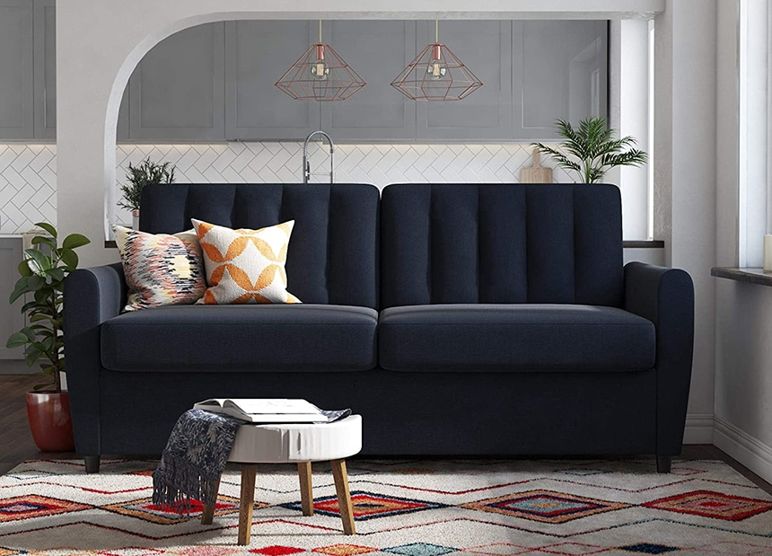 7 Best Sleeper Sofas - Perfect When Your Friends Come Over!