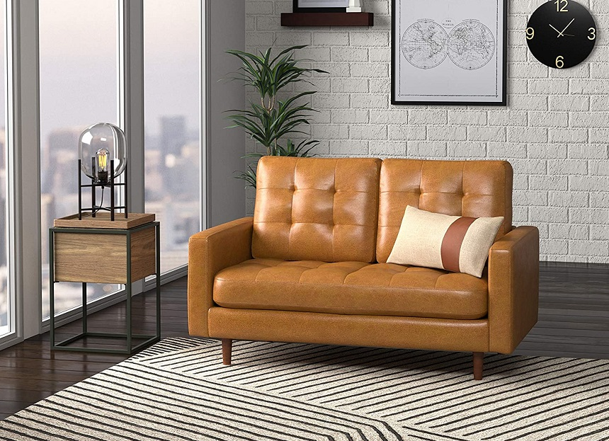 5 Best Leather Sofas: Luxury and Comfort
