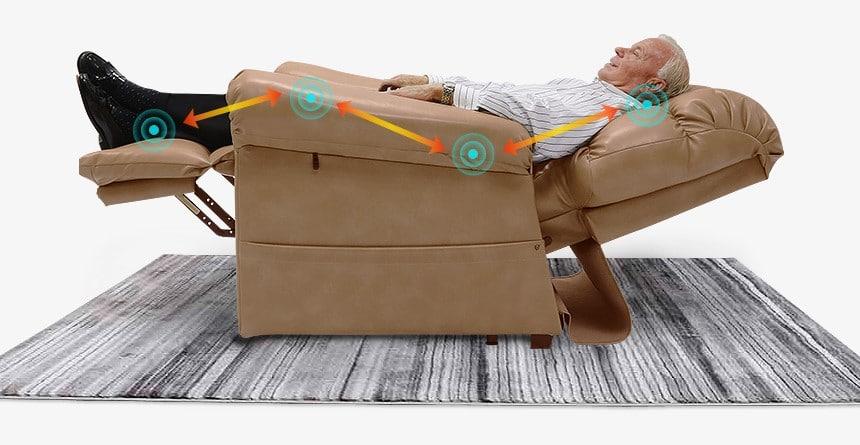 Does Sleeping in Recliner Help Acid Reflux?