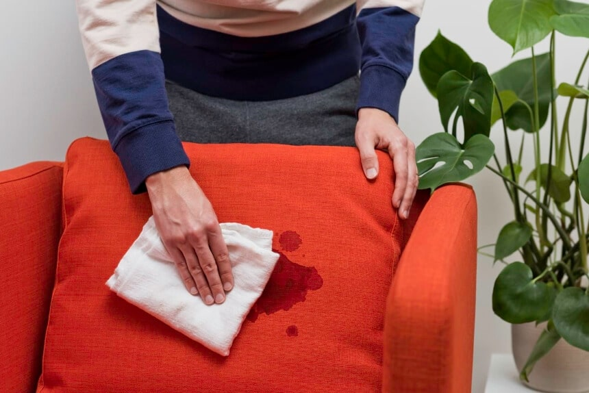 How to Remove Stains from Upholstery: Secrets Revealed