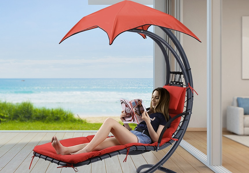 6 Most Comfortable Chaise Lounge Chairs for Indoors and Outdoors