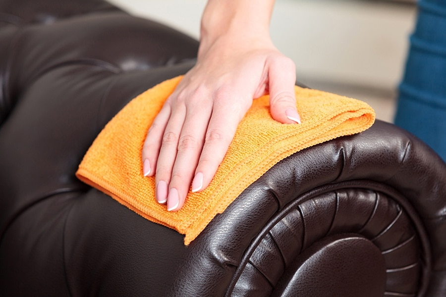 How to Clean a Leather Recliner: Step-By-Step Guide