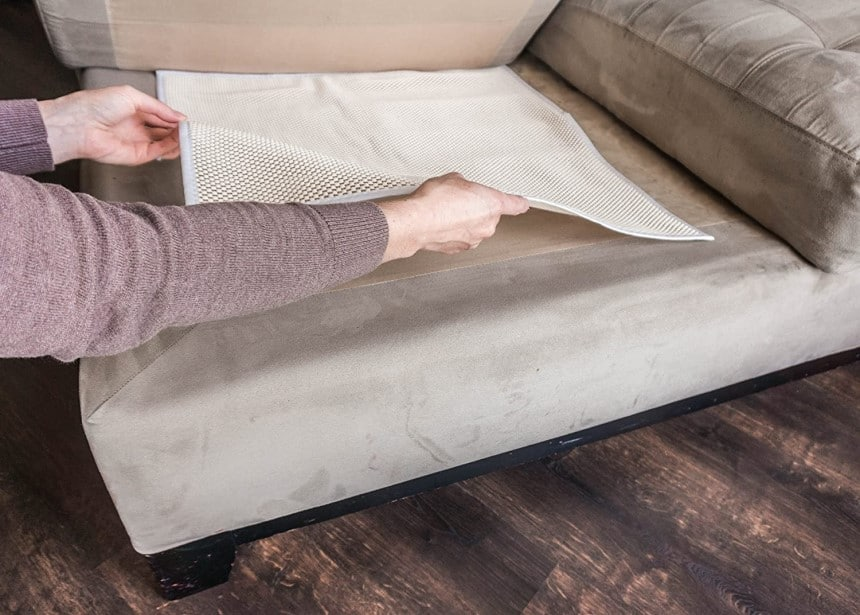 How to Keep Couch Cushions from Sliding: Practical Advice