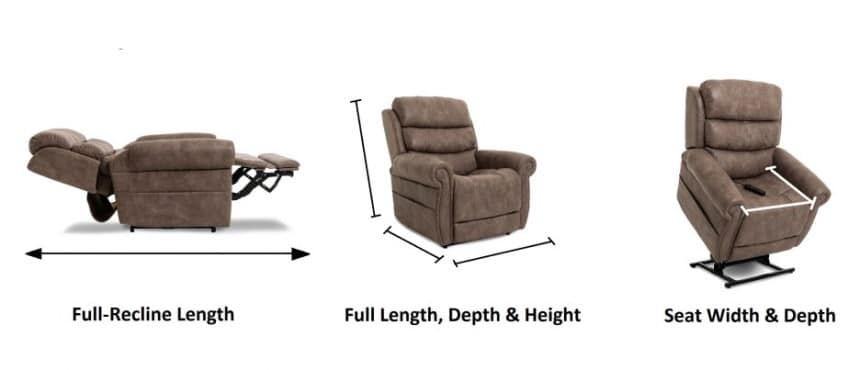 How to Measure a Recliner: Tips and Tricks