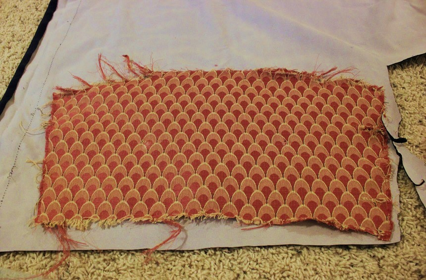 How to Reupholster a Couch with Attached Cushions - Easy Steps