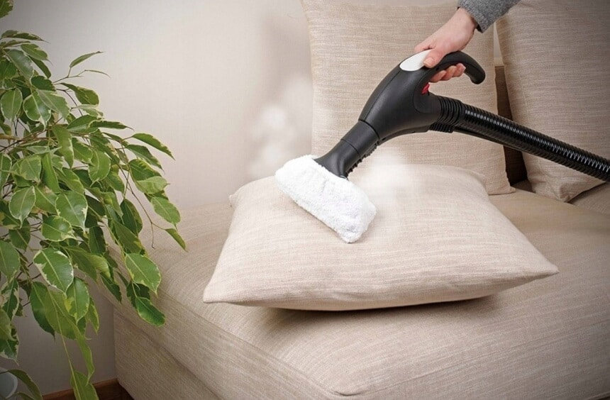 How to Steam Clean a Sofa: Step-by-Step Instructions