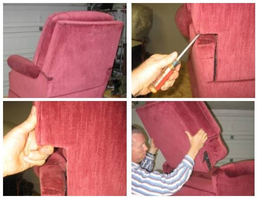 How to Take Apart a Lazy Boy Recliner: A Detailed Guide