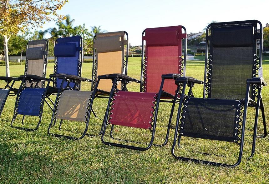 Caravan Sports Infinity Zero Gravity Chair Review