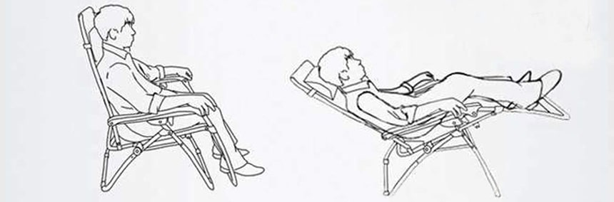 How to Use Zero Gravity Chairs: Our Illustrated Guide