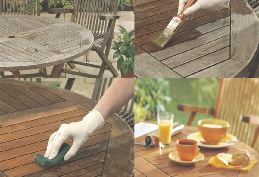 How to Clean Patio Furniture? Tips and Tricks!