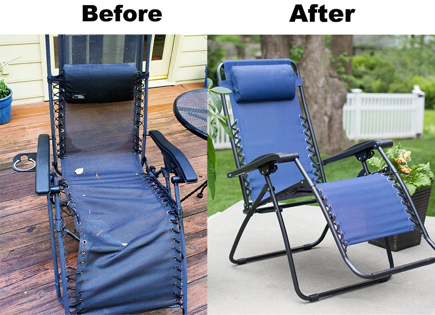 How to Repair Zero Gravity Chair? Tips and Tricks!