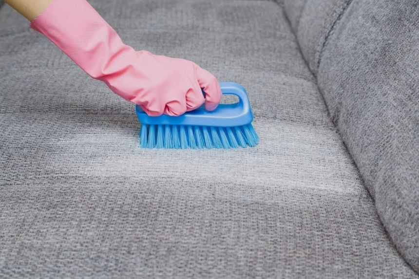 How to Clean Fabric Sofa with Vinegar? Trusted Tips!