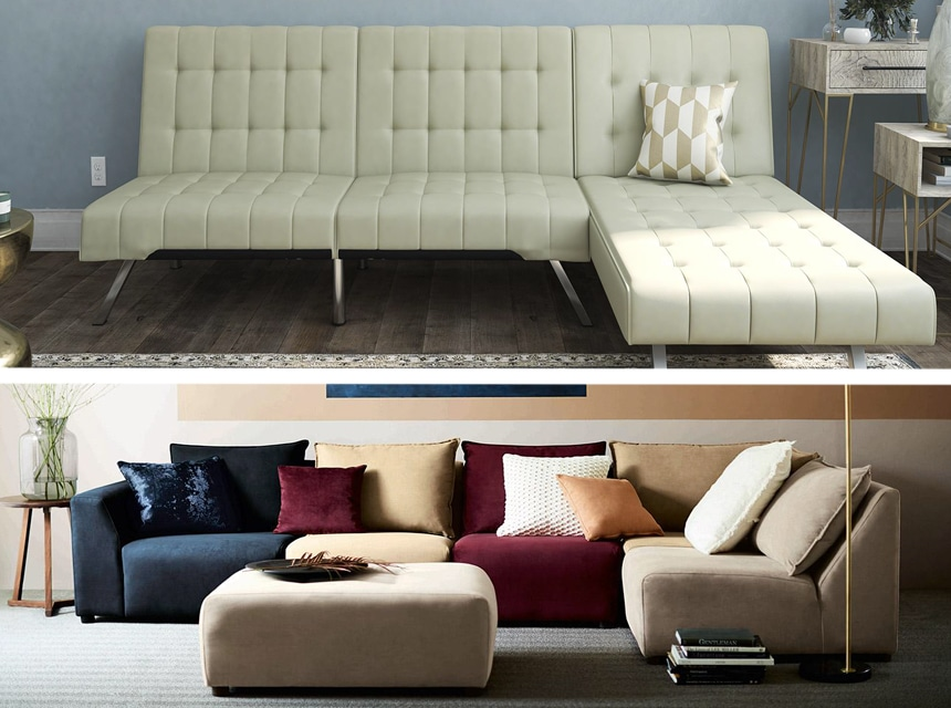9 Best Sectional Sofas - You'll Never Want to Leave Them!